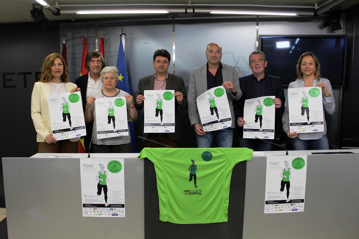 Presentación VI Carrera Solidaria a favor del Cotolengo