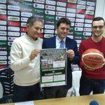 Presentación de la iniciativa Baloncesto Solidario
