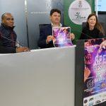 Presentación del Campeonato de Culturismo y Fitness Open President Sport