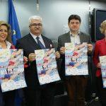 Presentación del Campeonato de Natación FECAM 2018