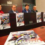 Presentación del FIM CEV Repsol 2017 en Albacete