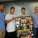 Presentación del Torneo Internacional de Kick Boxing La Navaja Fight Dreams 3