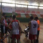 Primer entrenamiento del CB Villarrobledo