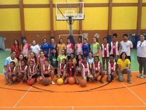Proyecto Solidario del Arcos Albacete Basket en Brasil