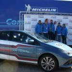 Pruebas Toyota Hybrid en Albacete