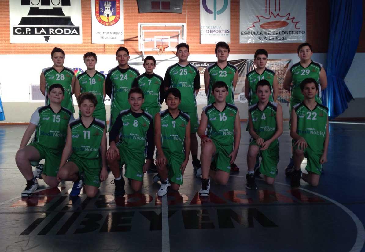 Quesos Rodanoble Baloncesto CP La Roda