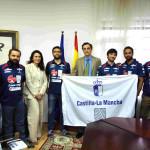 Quijote Team en el Mongol Rally a su paso por Astana
