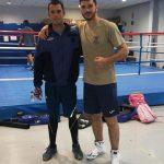 Rafael Castro y Carlos Martínez