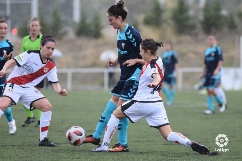 Rayo Vallecano - Fundación Albacete Femenino