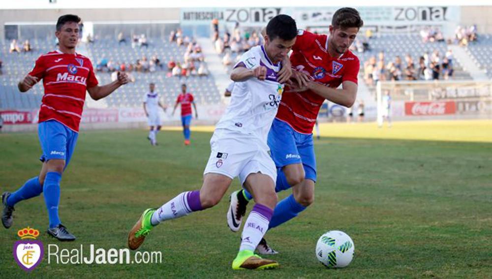 Real Jaén - La Roda CF