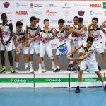Real Madrid gana el XX Torneo Villa de La Roda de Minibasket Masculino
