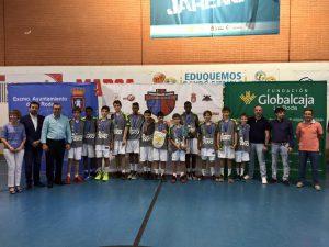 Real Madrid, ganador del XIX Torneo Internacional Marca Villa de La Roda