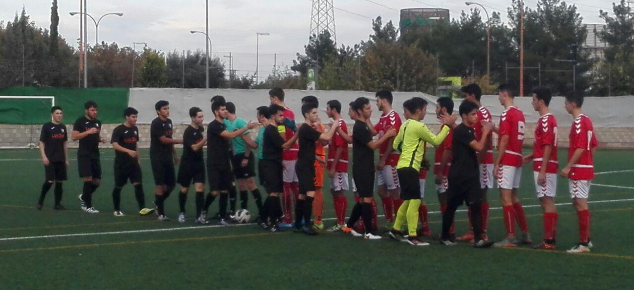 Real Murcia - EFUD Albacer