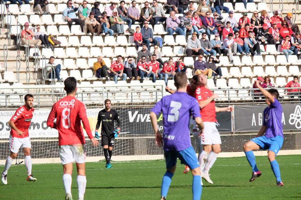 Real Murcia - La Roda CF