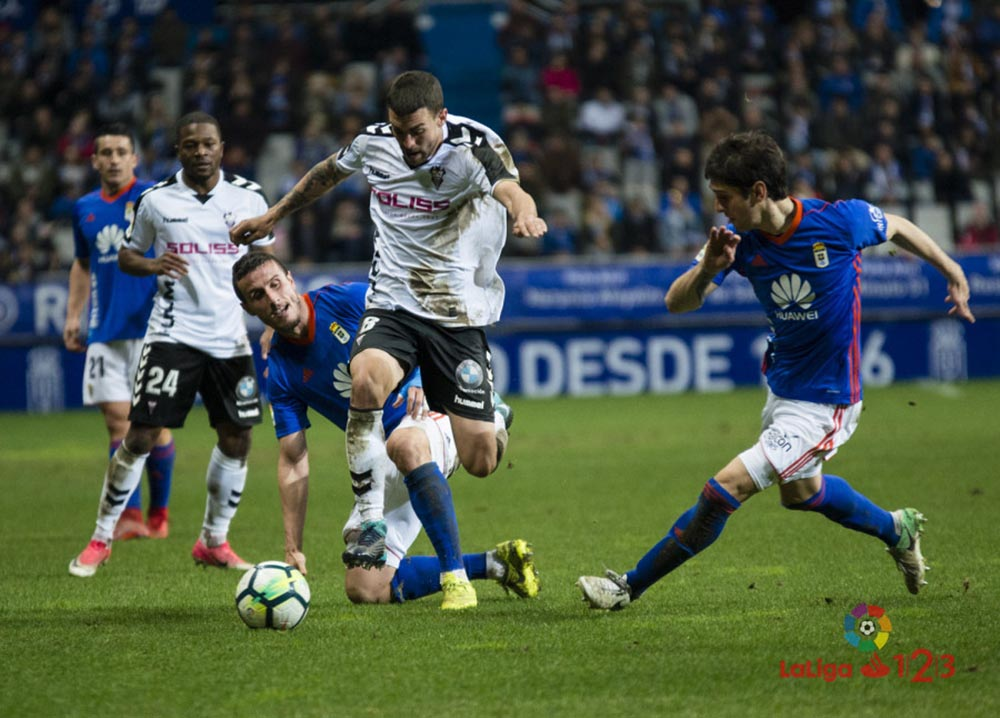 Real Oviedo - Albacete Balompié