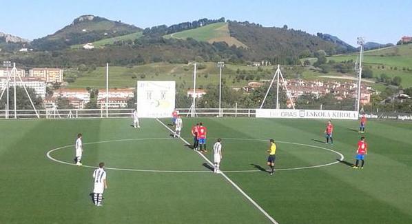Real Sociedad B - La Roda CF