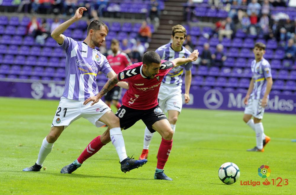 Real Valladolid - Albacete Balompié