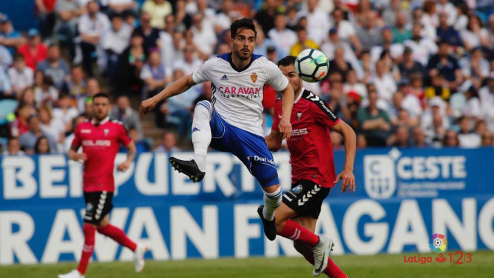Real Zaragoza - Albacete Balompié