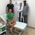 Reconocimientos médicos del Albacete Basket