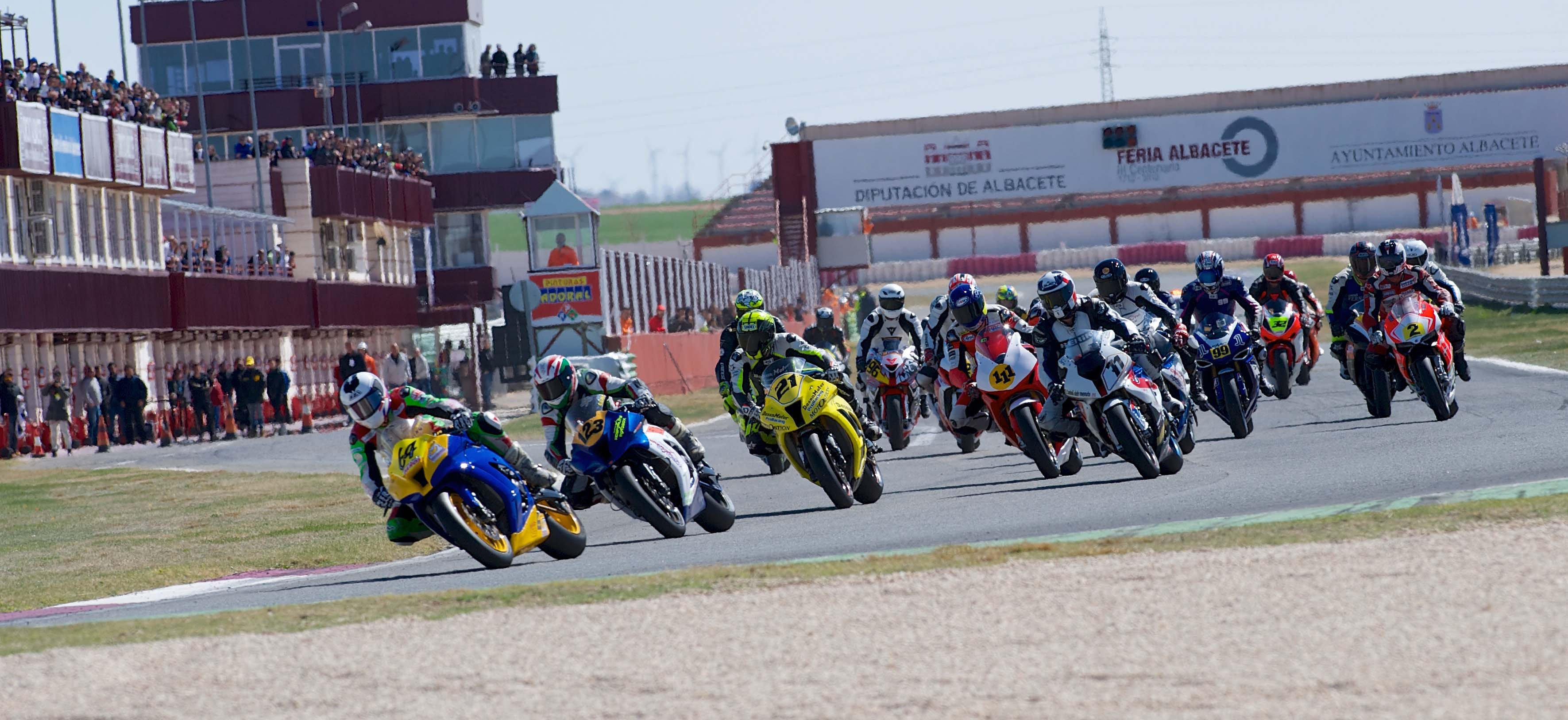 Regional de Motociclismo (Foto: Circuito de Albacete)
