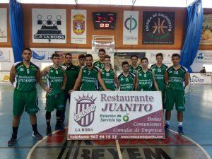 Restaurante Juanito CP La Roda Temporada 2017-2018