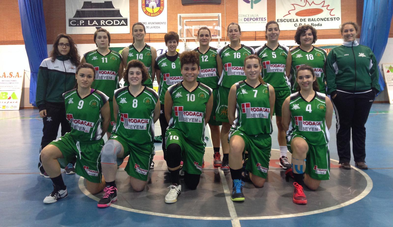 Rodacal Beyem CP La Roda