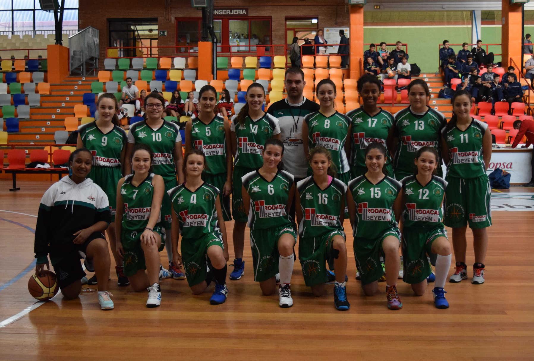 Rodacal Beyem CP La Roda cadete femenino