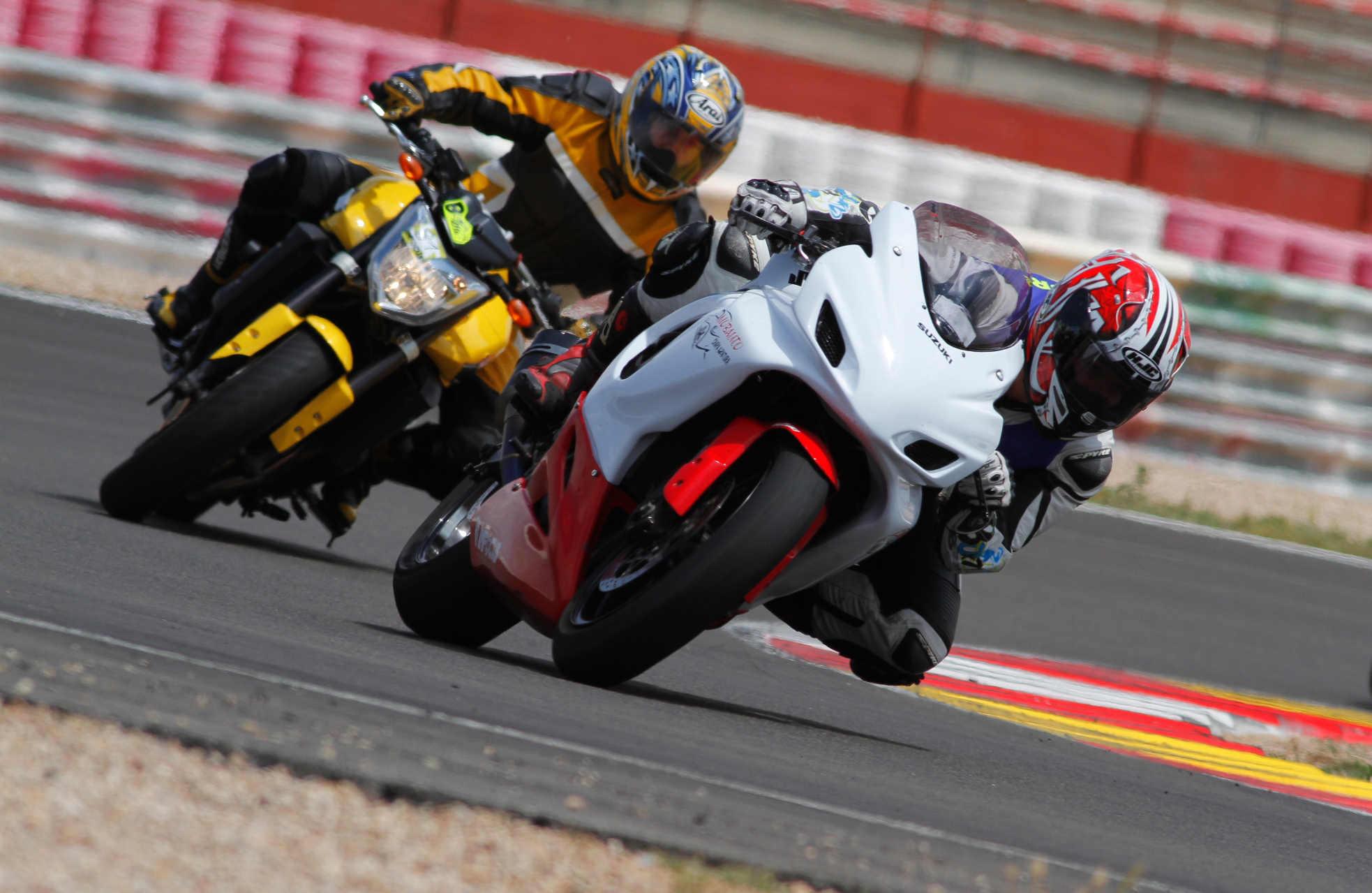 Rodada Box71 en el Circuito de Albacete (Foto: Box71)
