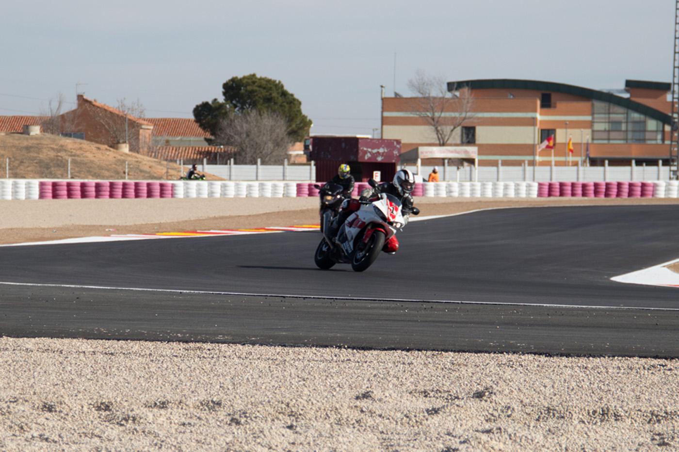 Rodada en el Circuito de Albacete