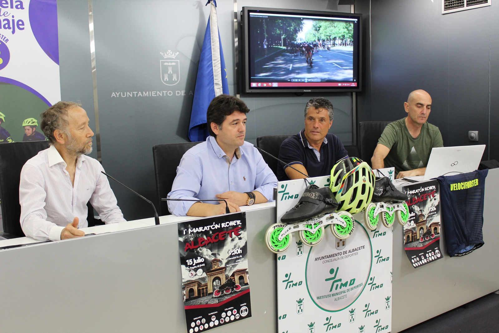 I Roller Maratón Ciudad de Albacete