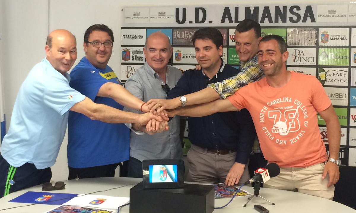 Rueda de prensa UD Almansa