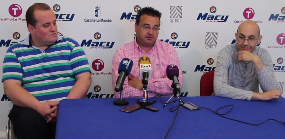 Rueda de prensa de La Roda CF