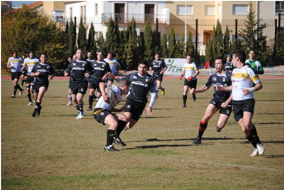 Club Rugby Albacete - Torrevieja Tigers (Foto: CR Albacete)
