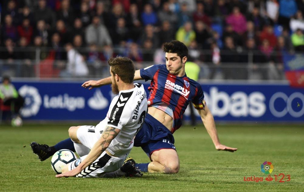 SD Huesca - Albacete Balompié