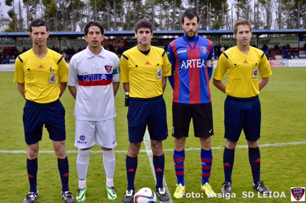 SD Leioa - La Roda CF
