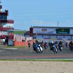 Salida Clásicas en el Campeonato Manchego de Velocidad (Foto: Fernando Sotoca)