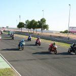 Salida Easy Race del Campeonato Manchego de Velocidad