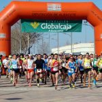 Salida de la Media Maratón de Villarrobledo