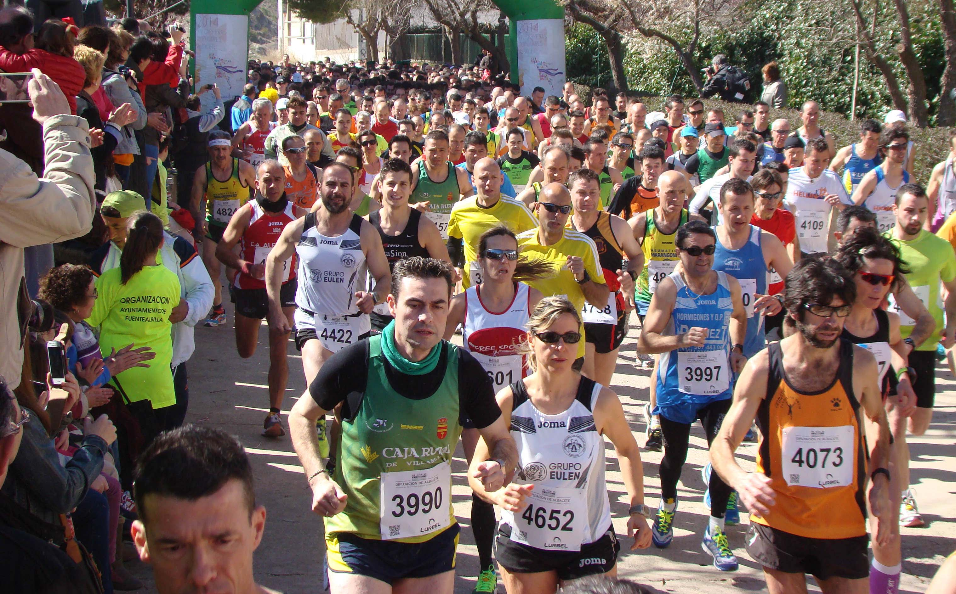 VI Carrera Popular de Fuentealbilla (Foto: Paco Villaescusa)