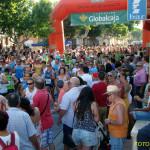 Salida de la VII Carrera Popular de Mahora (Foto: Paco Villaescusa)