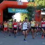 Salida de la VIII Carrera Popular Gran Joya de Cenizate (Foto: Paco Villaescusa)