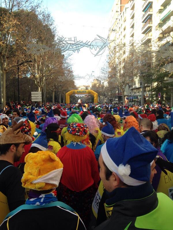 X San Silvestre de Albacete (Foto: Jorge Fraile)