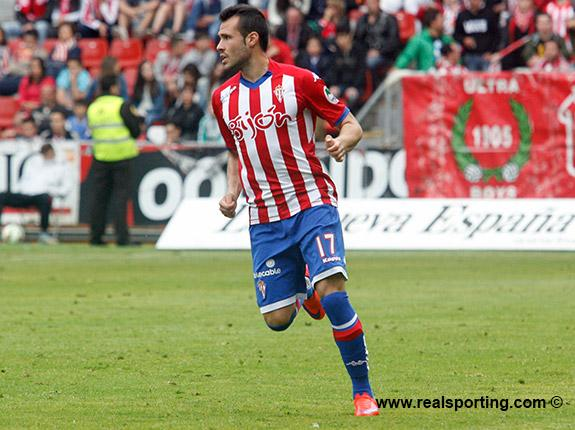 Santi Jara (Foto: www.realsporting.com)