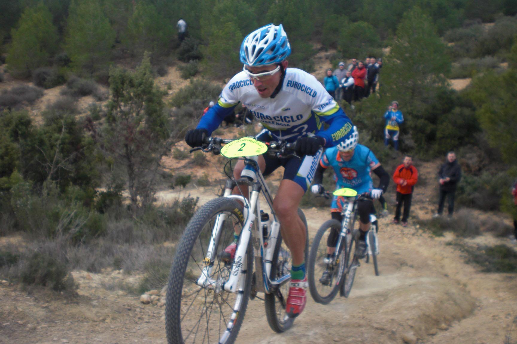 Santiago Madrona en 2013 (Foto: Prodepor)