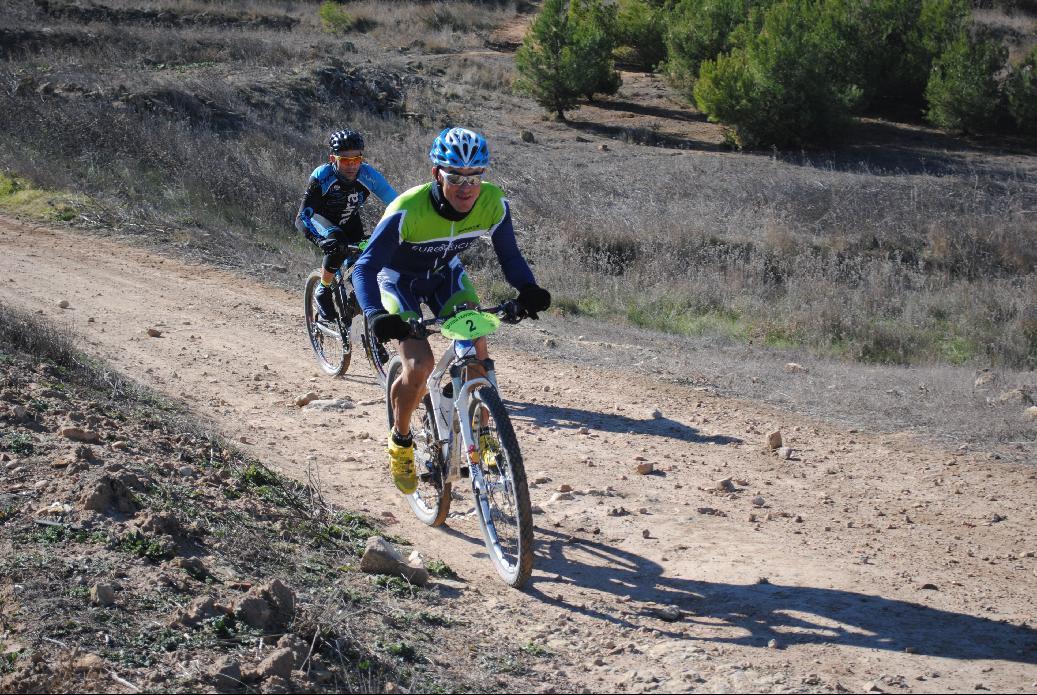 Santiago Madrona en Bonete (Foto: Prodepor)