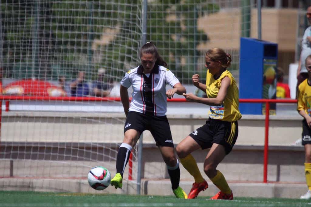 Sara Rubio, jugadora del CD Al-Basit