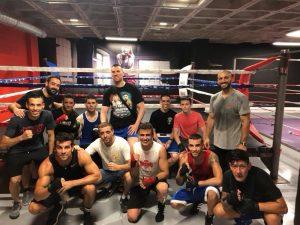 Selección de Castilla-La Mancha de Boxeo