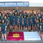 Selección de Castilla-La Mancha de Fecam