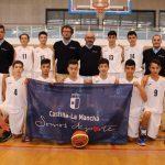 Selección de Castilla-La Mancha de baloncesto
