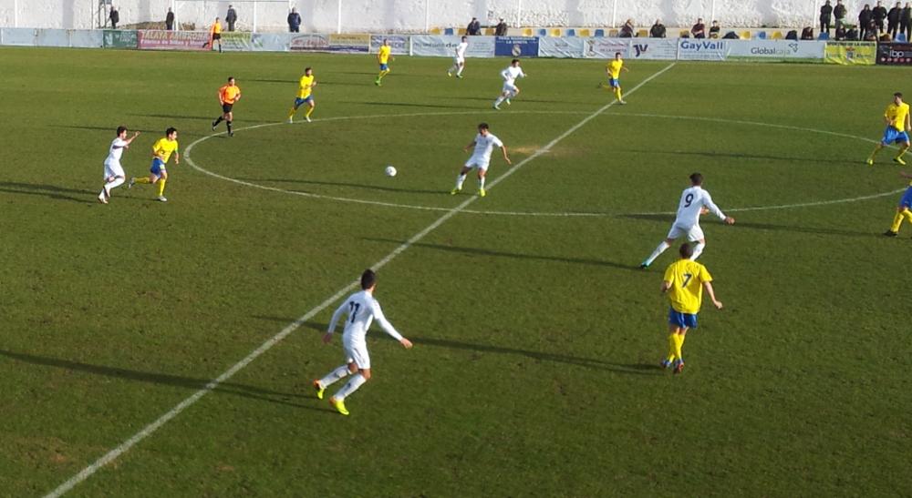 Sporting La Gineta - Albacete B